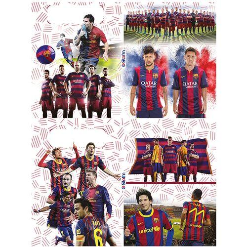 جلد کتاب استورم طرح فوتبال کد 8