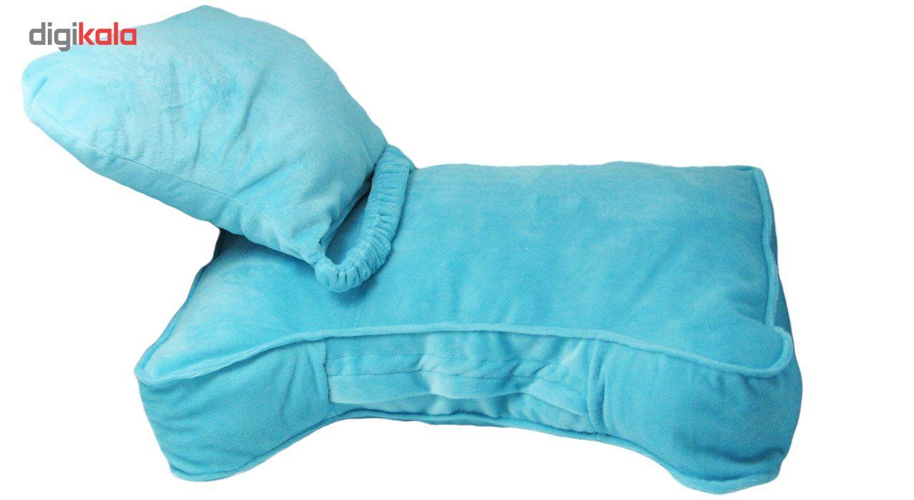 بالش شیردهی تیک مک مدل Baby Pillow main 1 3