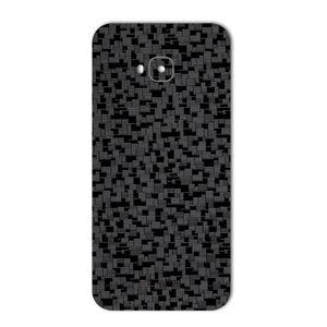 برچسب تزئینی ماهوت مدل Silicon Texture مناسب برای گوشی  Asuns Zenfone 4 Selfie Pro