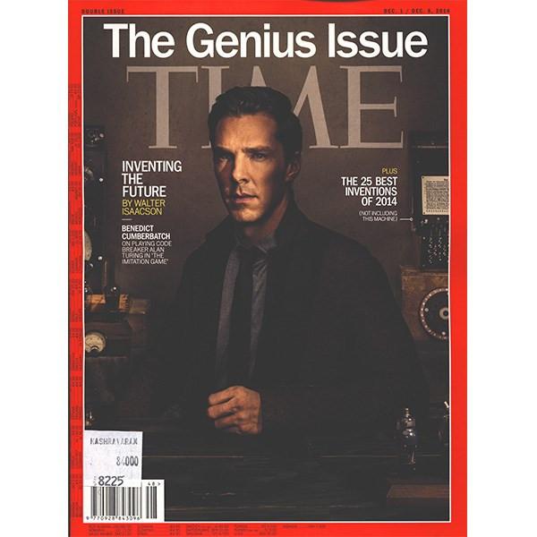 مجله تایم - اول دسامبر 2014