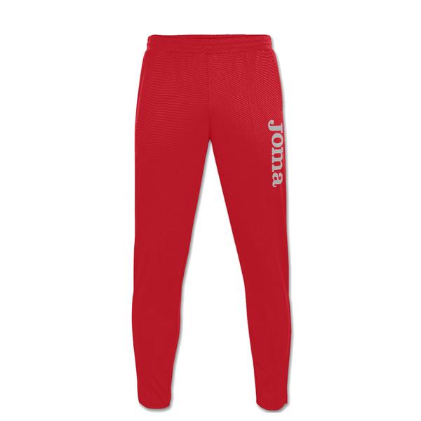 شلوار ورزشی ملانژ مردانه قرمز جوما
