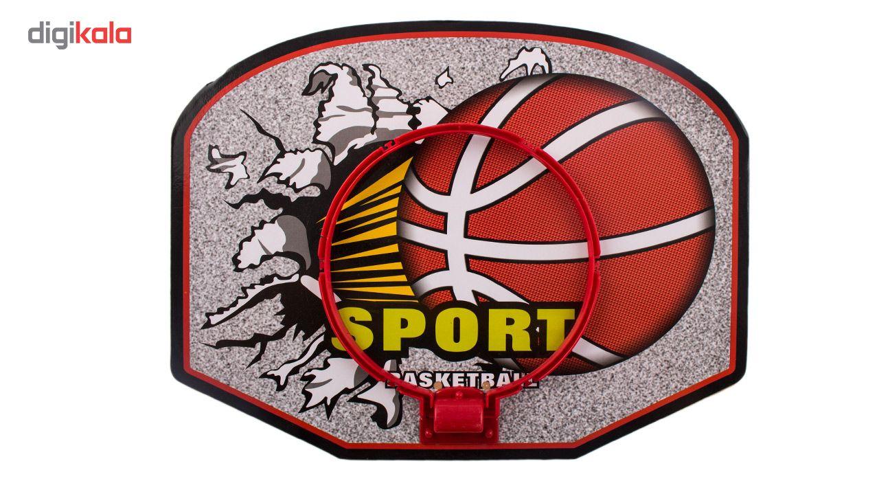 تخته بسکتبال دیواری مدل BSKT