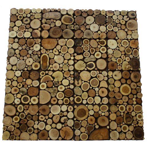 کاشی چوبی مدل Wooden Bees
