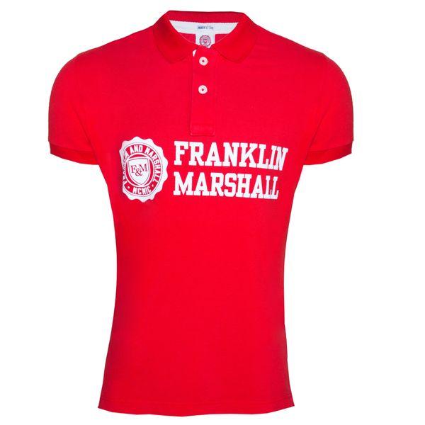 پولوشرت مردانه فرانکلین مارشال مدل پیوت کد 110