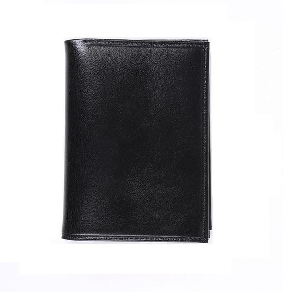 کیف پول چرم ایده برتر مدل L5KBL