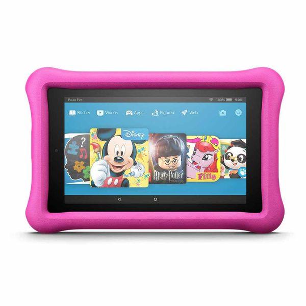 تبلت آمازون مدل Fire HD 7 Kids Edition ظرفیت 16 گیگابایت | Amazon Fire 7 Kids Edition 16GB Tablet