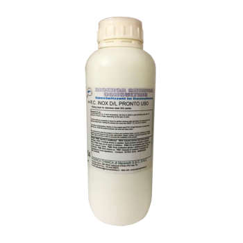 محلول اسیدشویی ریچرکا مدل INOX D/L حجم 1000 میلی لیتر