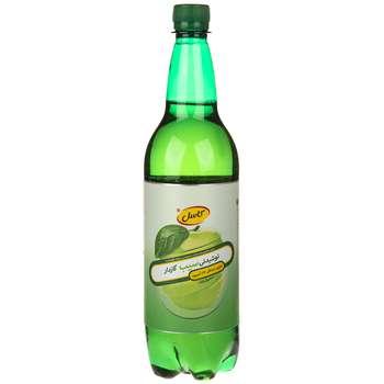 نوشیدنی سیب گازدار کاسل مقدار 1 لیتر