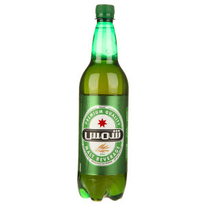 نوشیدنی مالت بدون الکل کلاسیک شمس مقدار 1 لیتر