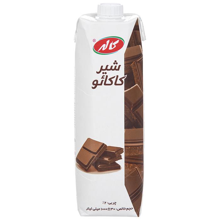 شیر کاکائو کاله - 1 لیتر