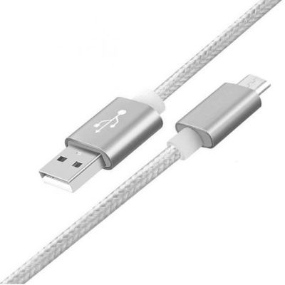 کابل شارژ USB به microUSB توتو مدل Woven طول 1متر