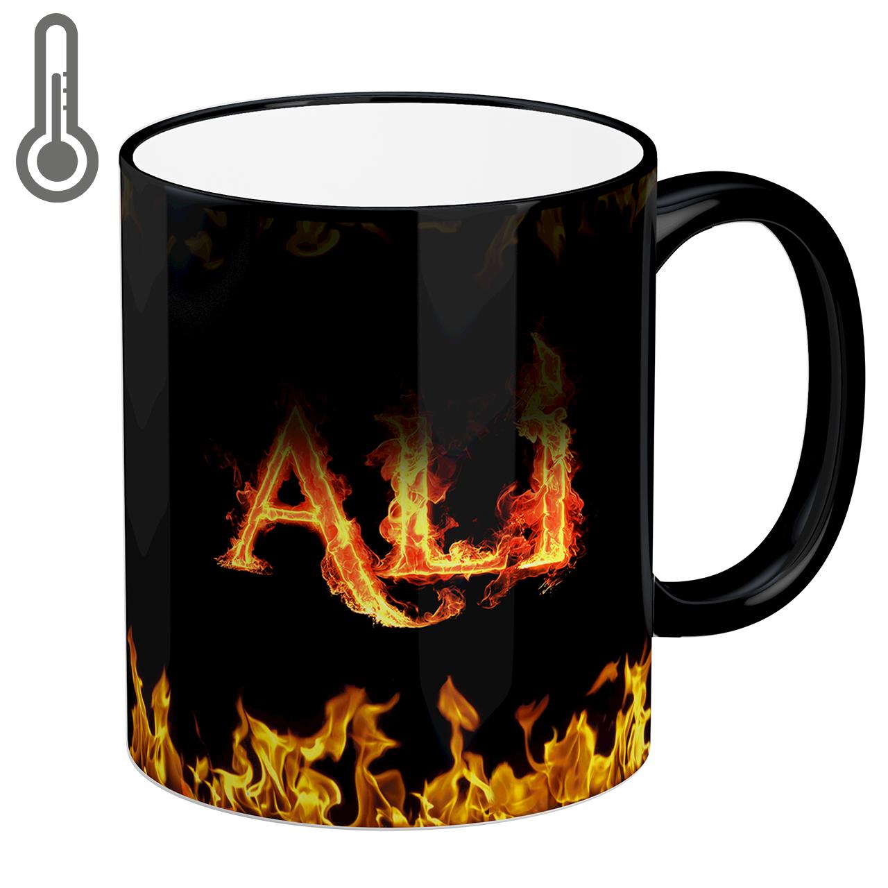 عکس ماگ حرارتی لومانا مدل علی کد MAG1075