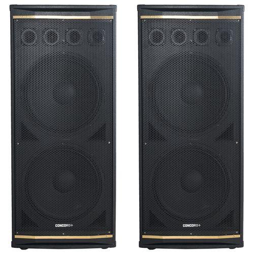 پخش کننده خانگی کنکورد پلاس مدل SP-PX15000