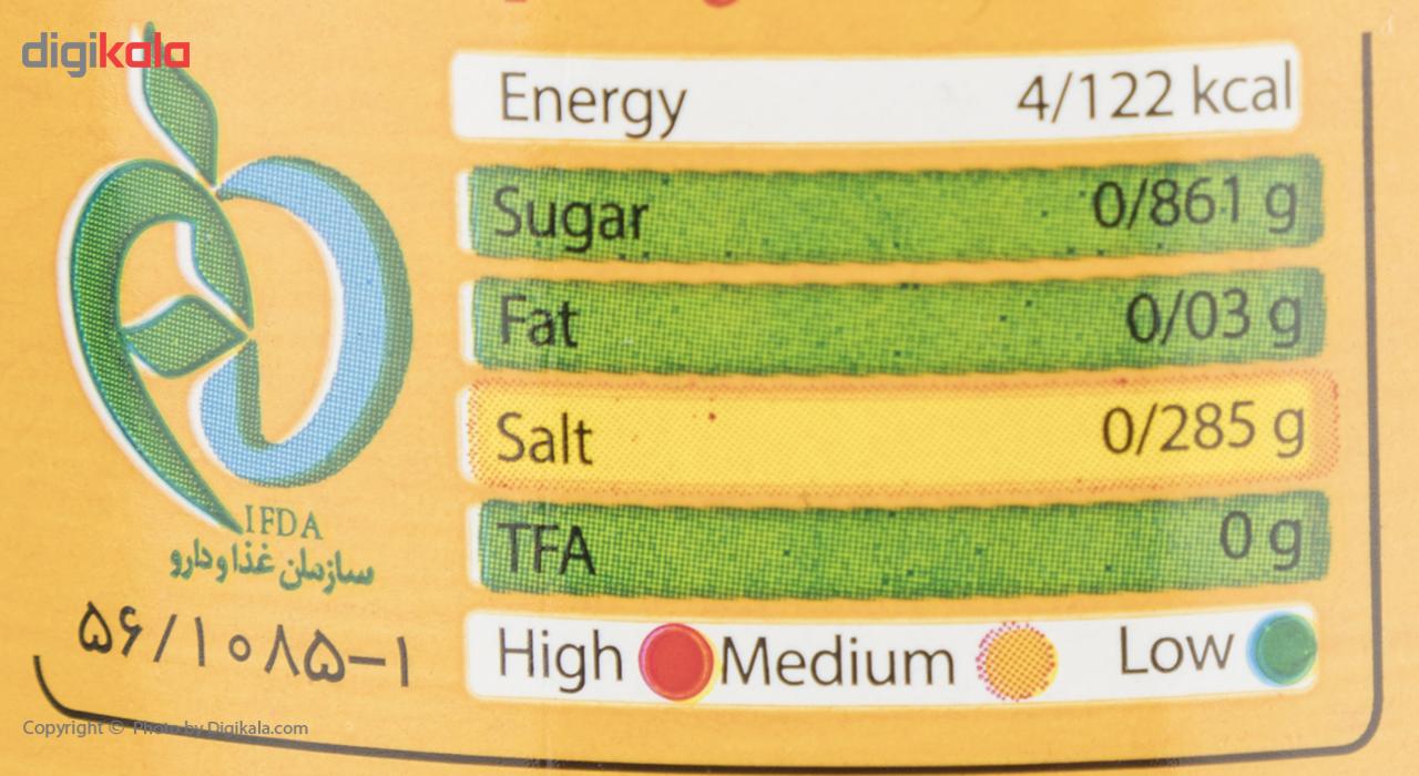 ترشی فلفل  زنگوله ای  گل باز مقدار 500 گرم