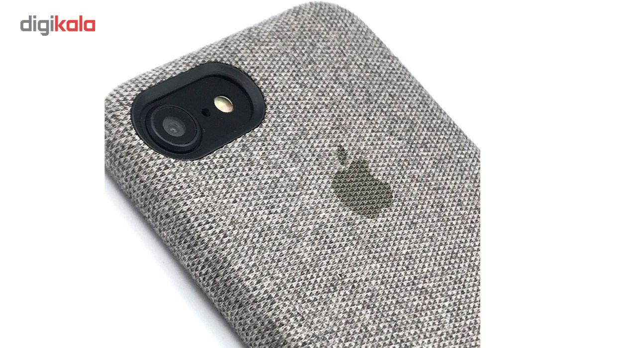 کاور مدل Hiha Canvas Pattem مناسب برای گوشی موبایل آیفون 7/8