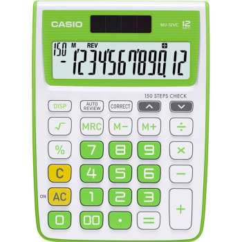 ماشین حساب کاسیو مدل MJ-12VC