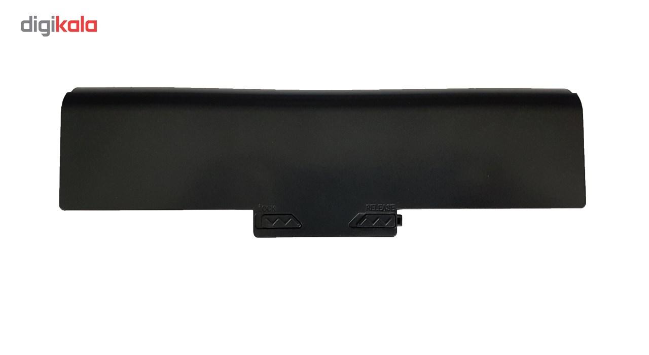باتری 6 سلولی مدل vgp-bps13 مناسب برای لپ تاپ سونی