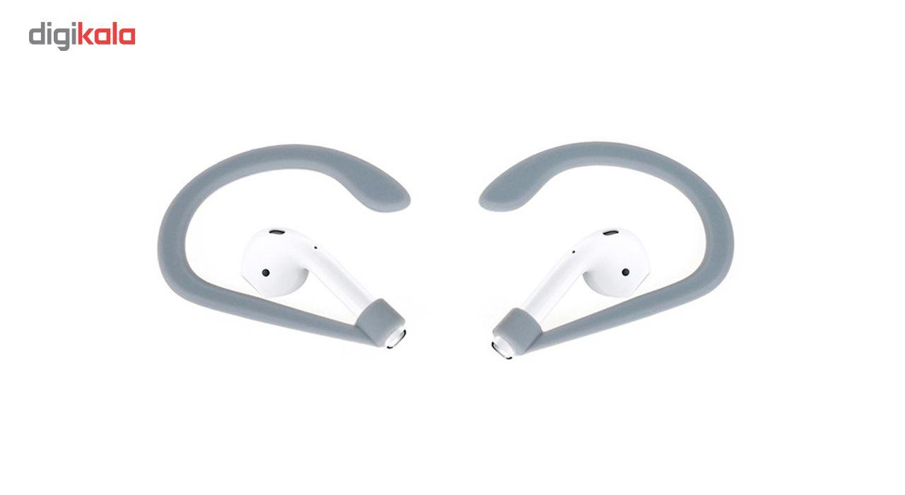 بند سیلیکونی دور گوشی مدل Soft مناسب برای ایرپاد main 1 2
