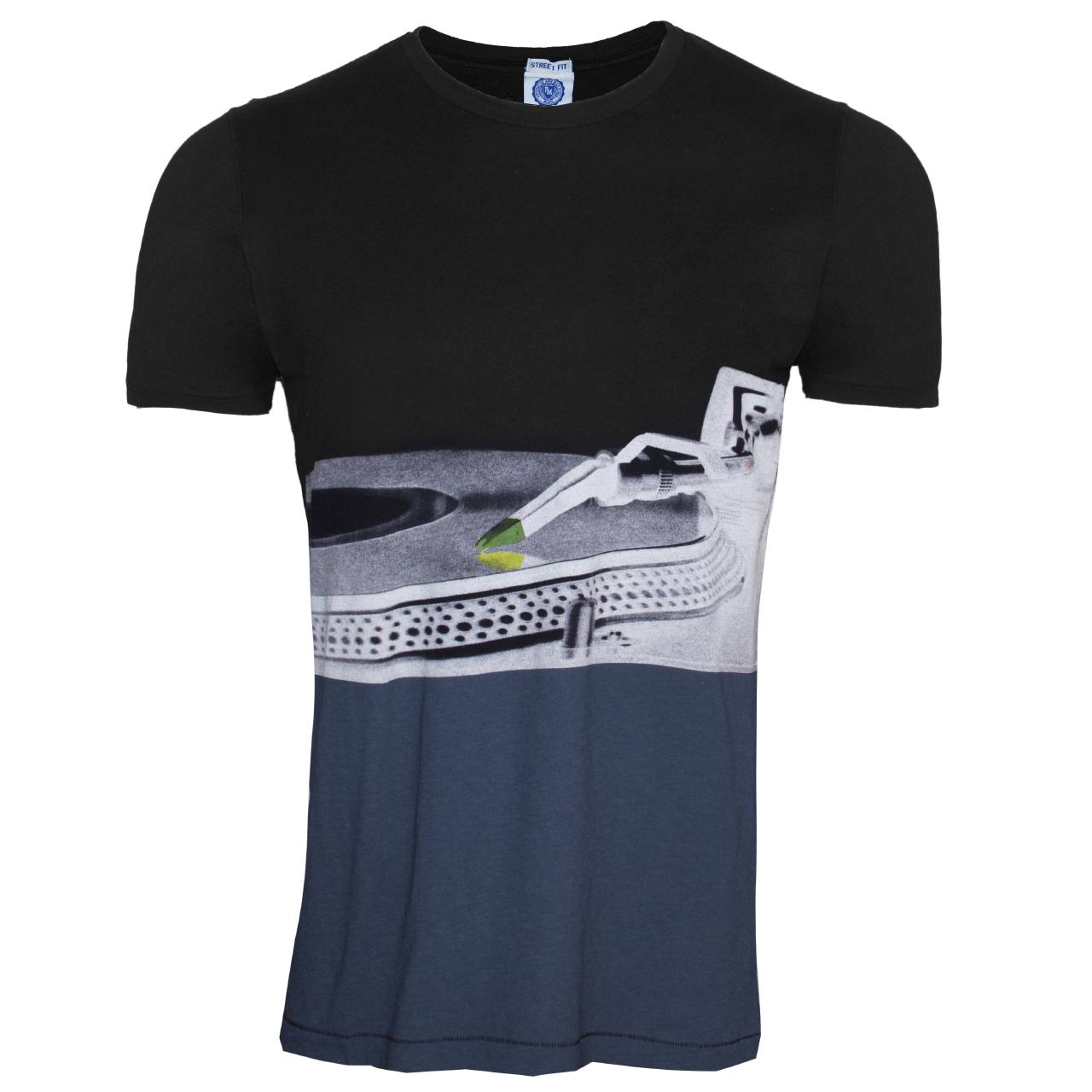 تی شرت مردانه فرانکلین مارشال مدل جرزی کد 286