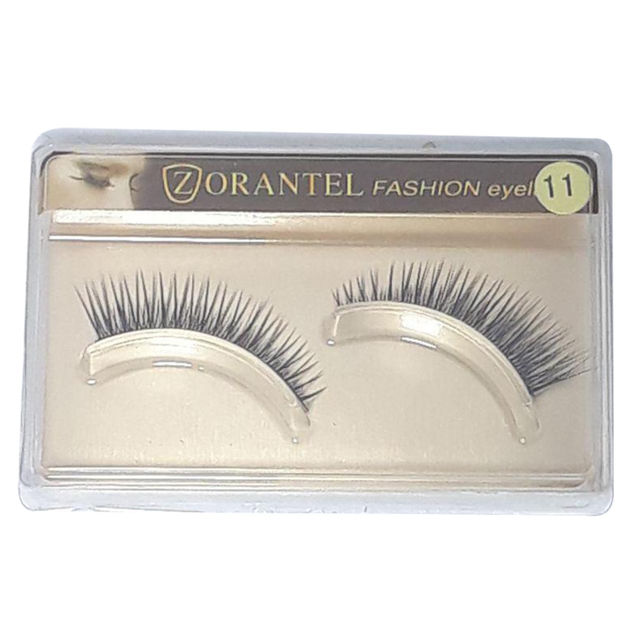 خرید                                      مژه زورانتل مدل Fashion Eye شماره 11
