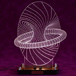 چراغ خواب ویداوین مدل حلقه