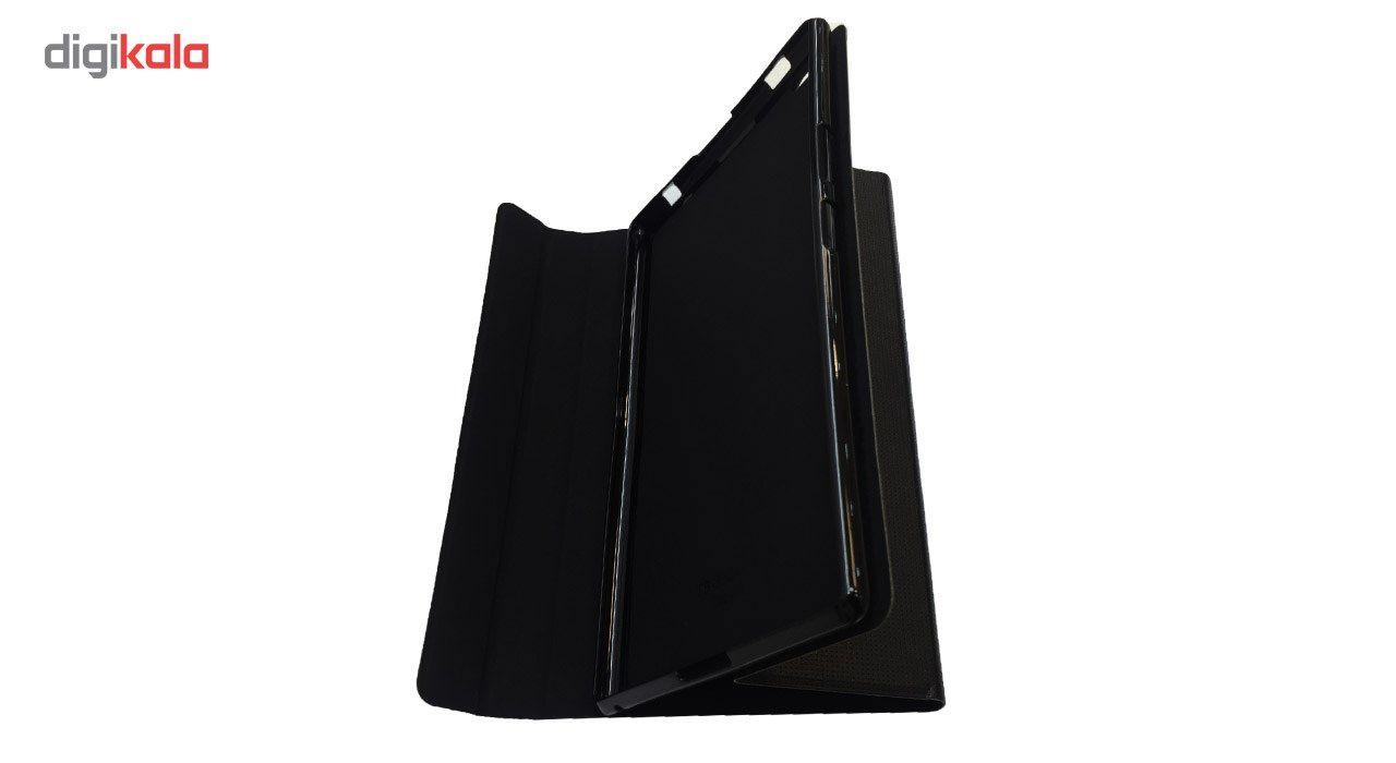 کیف کلاسوری مدل Book Cover مناسب برای تبلت لنوو Tab 4-8 main 1 4