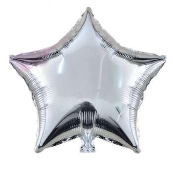 بادکنک فویلی مدل ستاره سایز 150