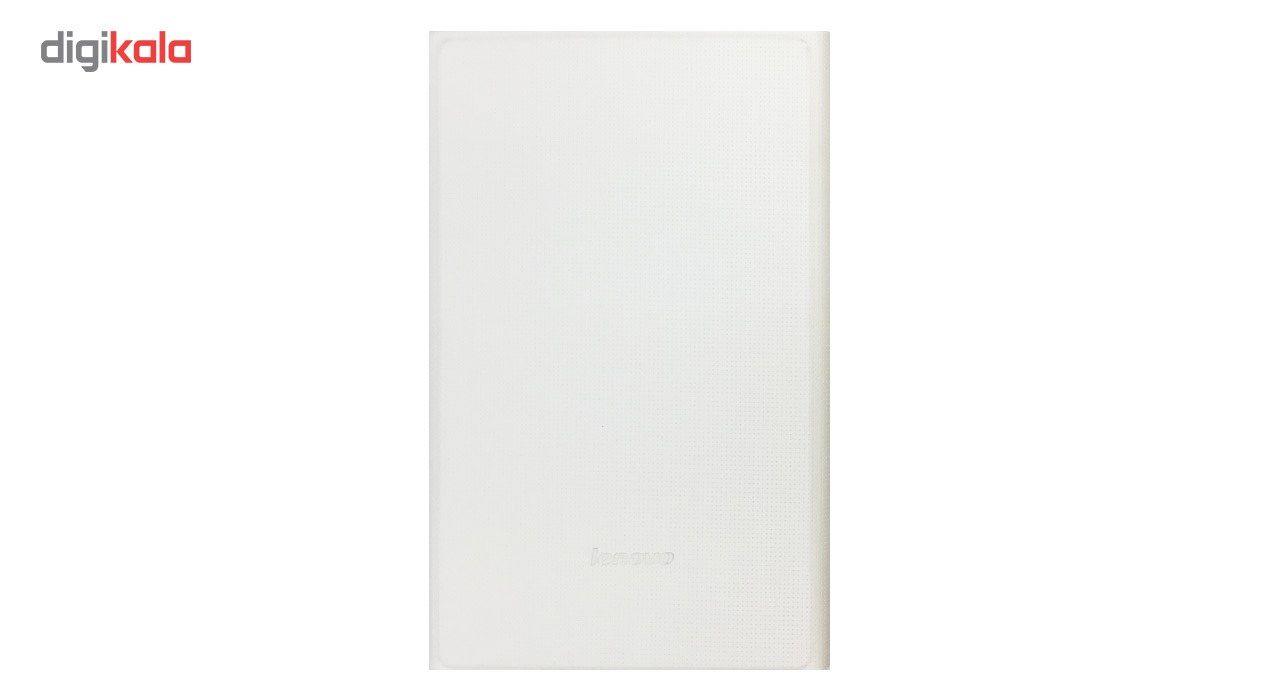 کیف کلاسوری مدل Book Cover مناسب برای تبلت لنوو Tab 4-8 main 1 6