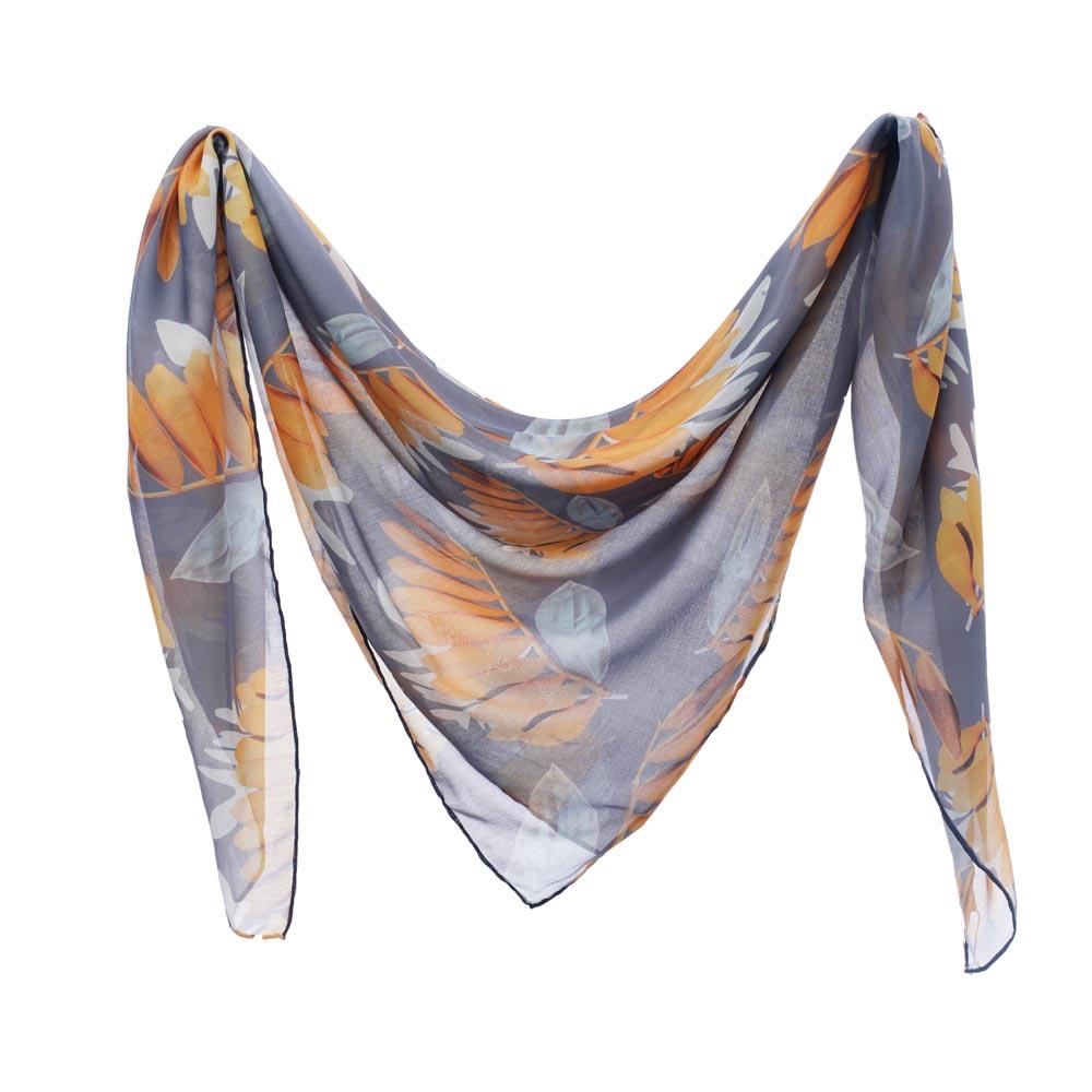 روسری زنانه نوولاشال مدل 02201
