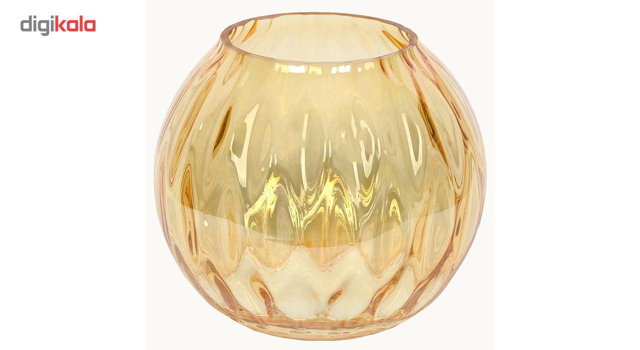 گلدان شیشه ای هومز مدل82039 main 1 1
