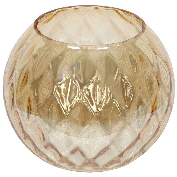 گلدان شیشه ای هومز مدل82040