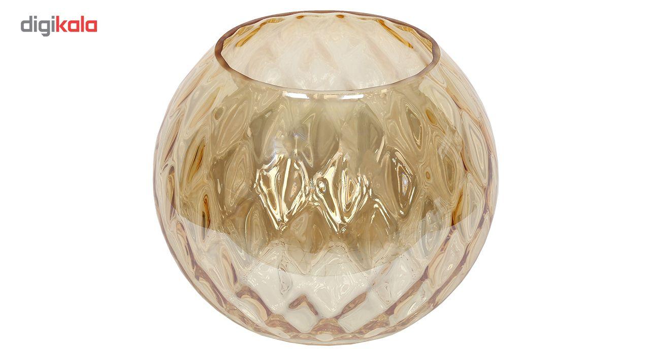 گلدان شیشه ای هومز مدل82040 main 1 1