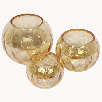 گلدان شیشه ای هومز مدل82313