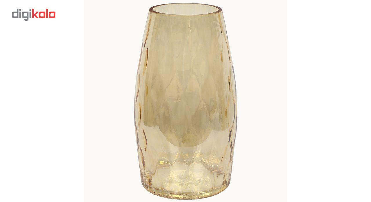 گلدان شیشه ای هومز مدل82044 main 1 1