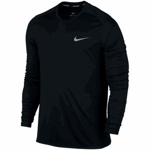 تی شرت آستین بلند مردانه نایکی مدل Dry Miler Running