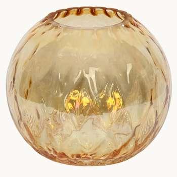 گلدان شیشه ای هومز مدل82041