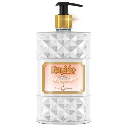 مایع دستشویی کرمی راپیدو مدل Cocoa Honey مقدار 500 گرم