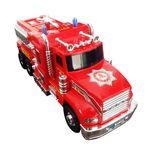 ماشین آتش نشانی قدرتی مدل DORJ TOY thumb