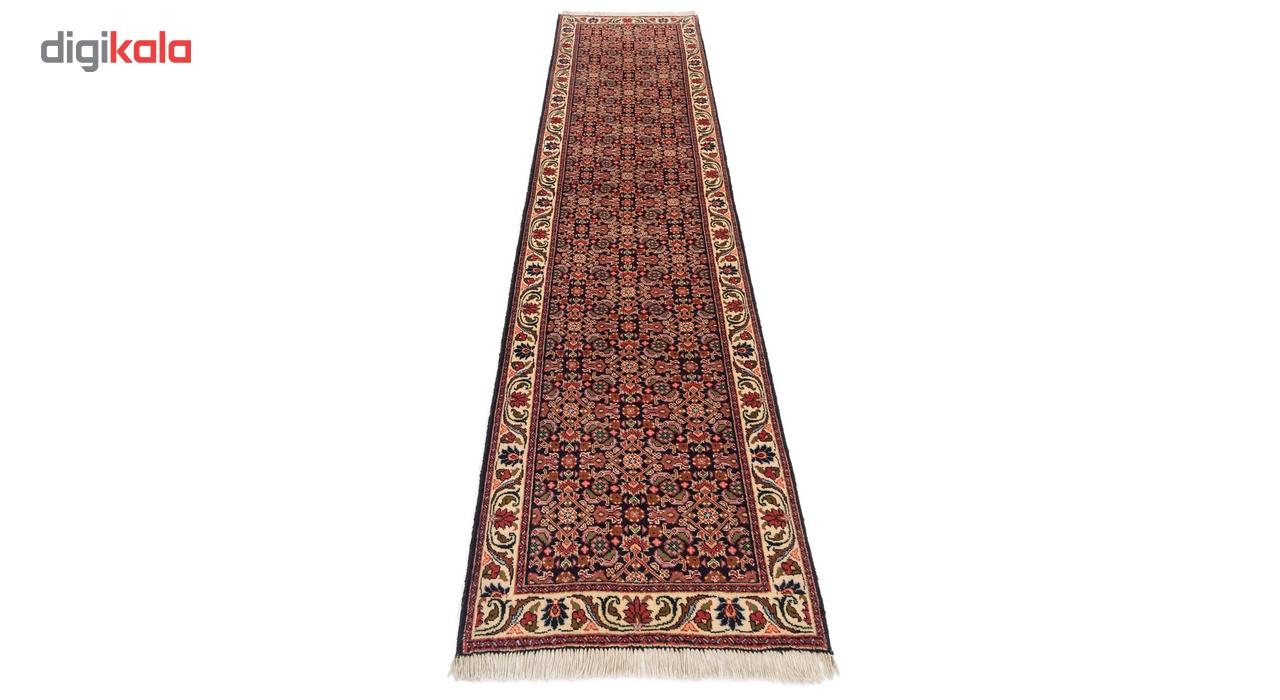 فرش دستبافت کناره طول دو و نیم متری سی پرشیا کد 102286
