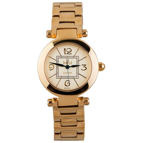 ساعت مچی عقربه ای زنانه سویستایل مدل1204