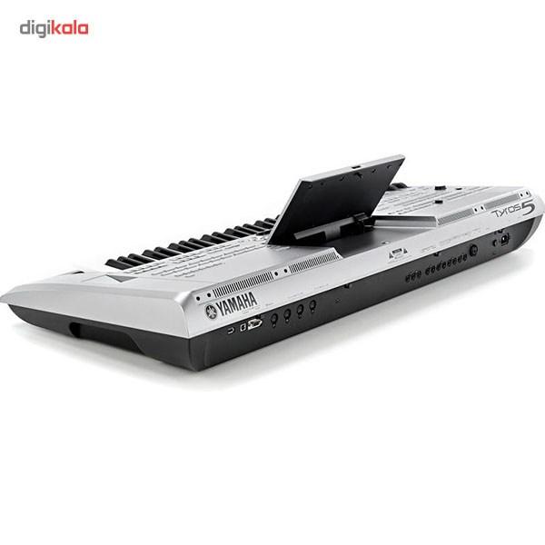 قیمت و خرید                                      کیبورد یاماها مدل Tyros5 61 Keys