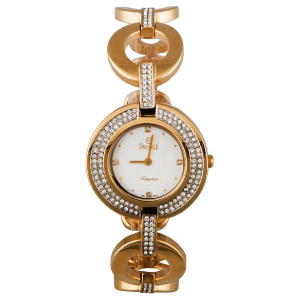 ساعت مچی عقربه ای زنانه سویستایل مدل1205