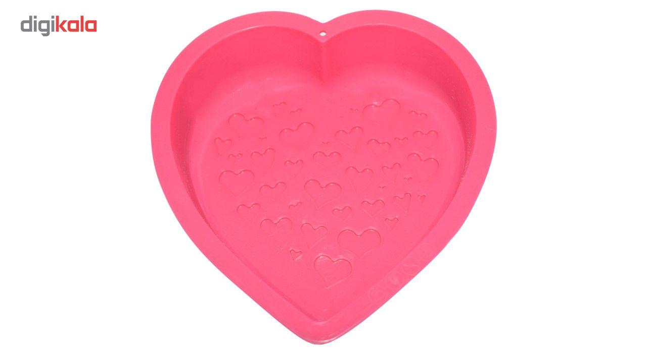 قالب ژله و کیک سیلیکونی طرح قلب main 1 7