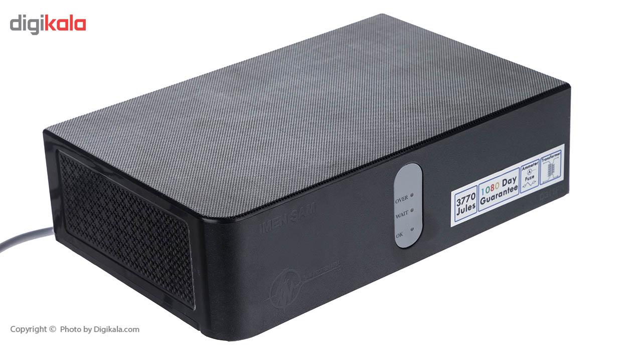 محافظ ولتاژ ایمن سام مدل UHD311PNUX
