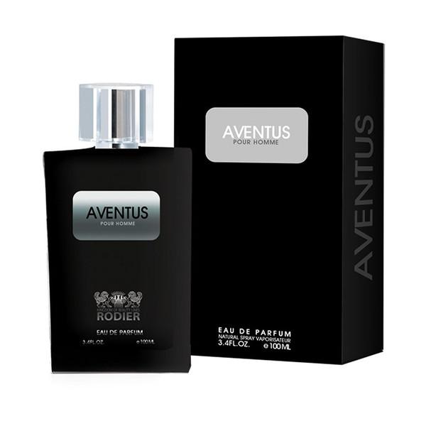 ادو پرفیوم مردانه رودیر  مدل Aventus Pour Homme حجم 100 میلی لیتر