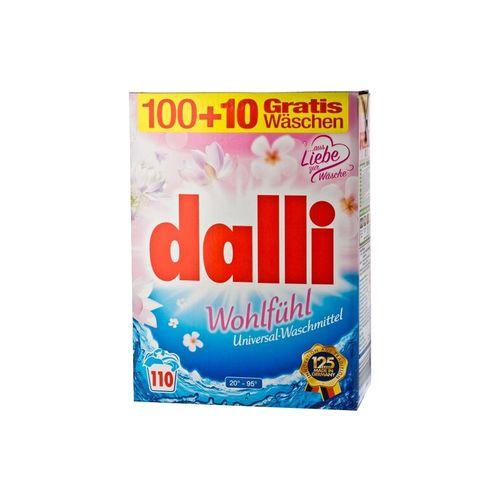 پودر ماشین لباسشویی دالی dalli مدل ارکیده وزن 7150 گرم