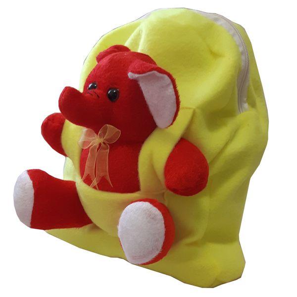 کوله پشتی کودک مدل فیل کد 73