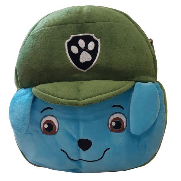 کوله پشتی کودک مدل سگ نگهبان کد 9