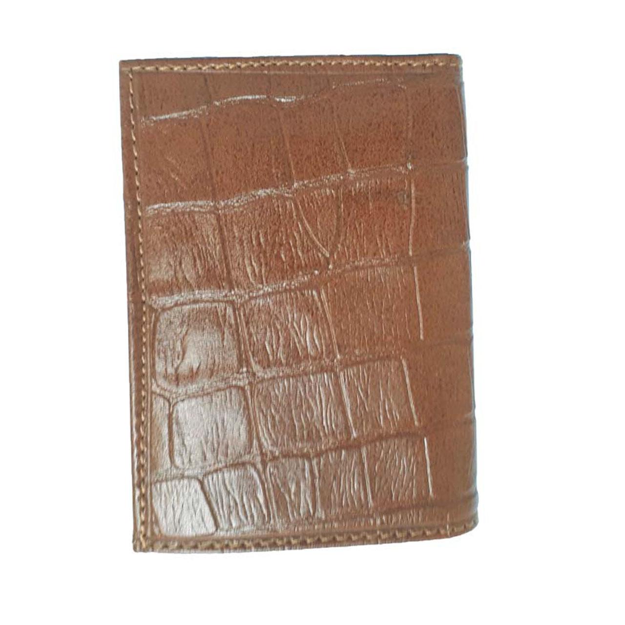 قیمت کیف کارت آلیا چرم مدل C103