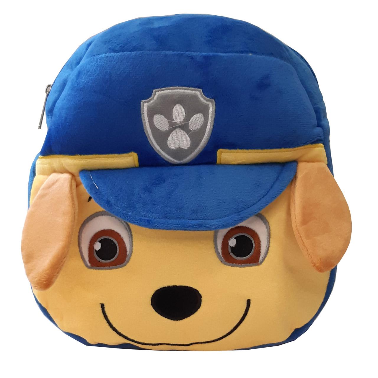 کوله پشتی کودک مدل سگ نگهبان کد 10